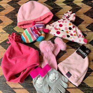 Mittens Hats Gloves Bundle